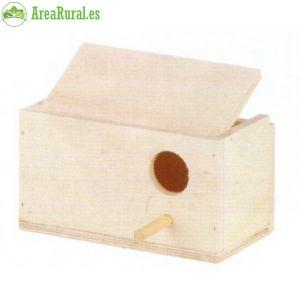 Nido madera