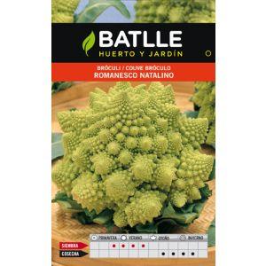 Bróculi Romanesco Natalino