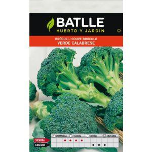 Bróculi verde Calabrese