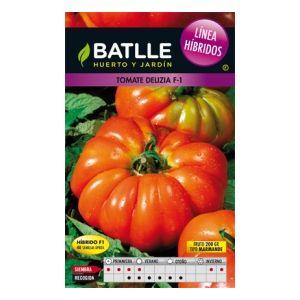 Tomate Delizia Híbrido F-1