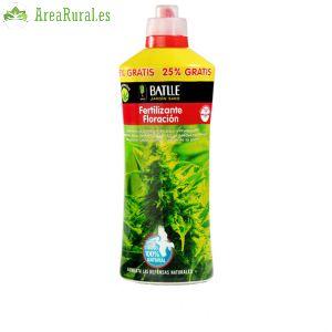 Fertilizante Ecoyerba Floración 1250ml