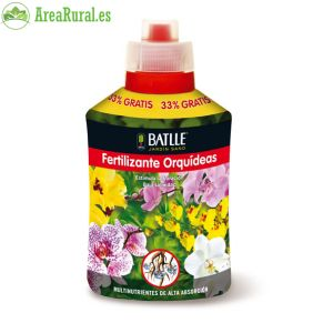 Fertilizante Orquídeas 400ml