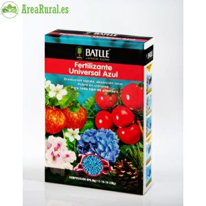Fertilizante Universal azul